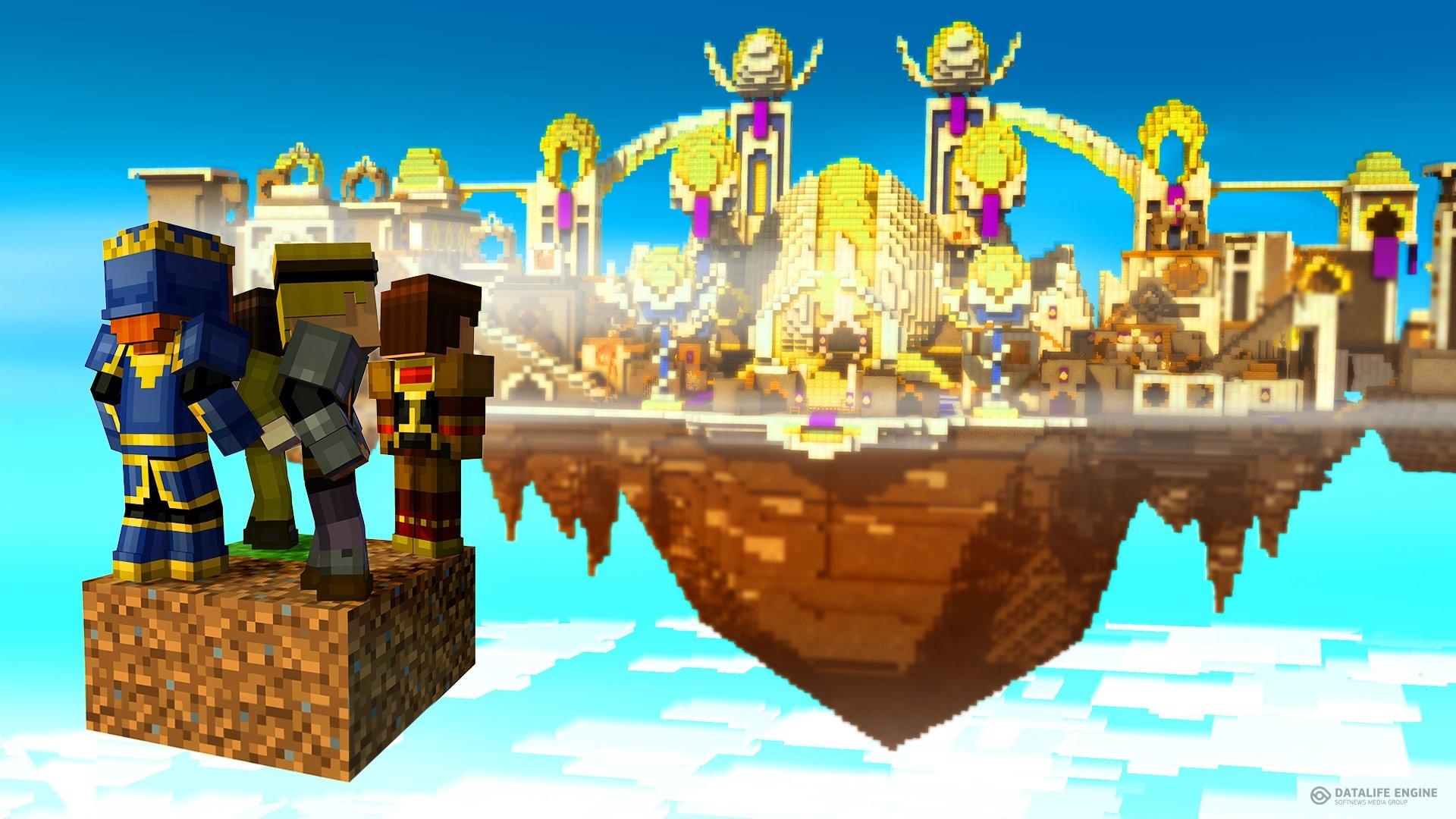скачать игру minecraft:story mode #11