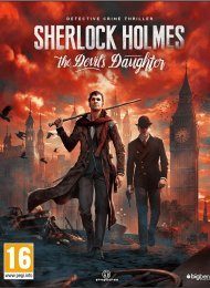 Sherlock Holmes The Devils Daughter