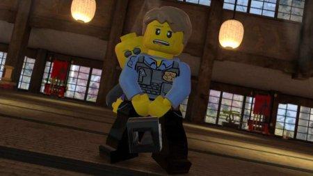 LEGO City Undercover | ЛЕГО Сити Андеркавер
