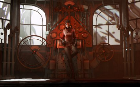 Dishonored: Death of the Outsider    Нечестно: Смерть аутсайдера