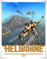 Heliborne | Вертолеты