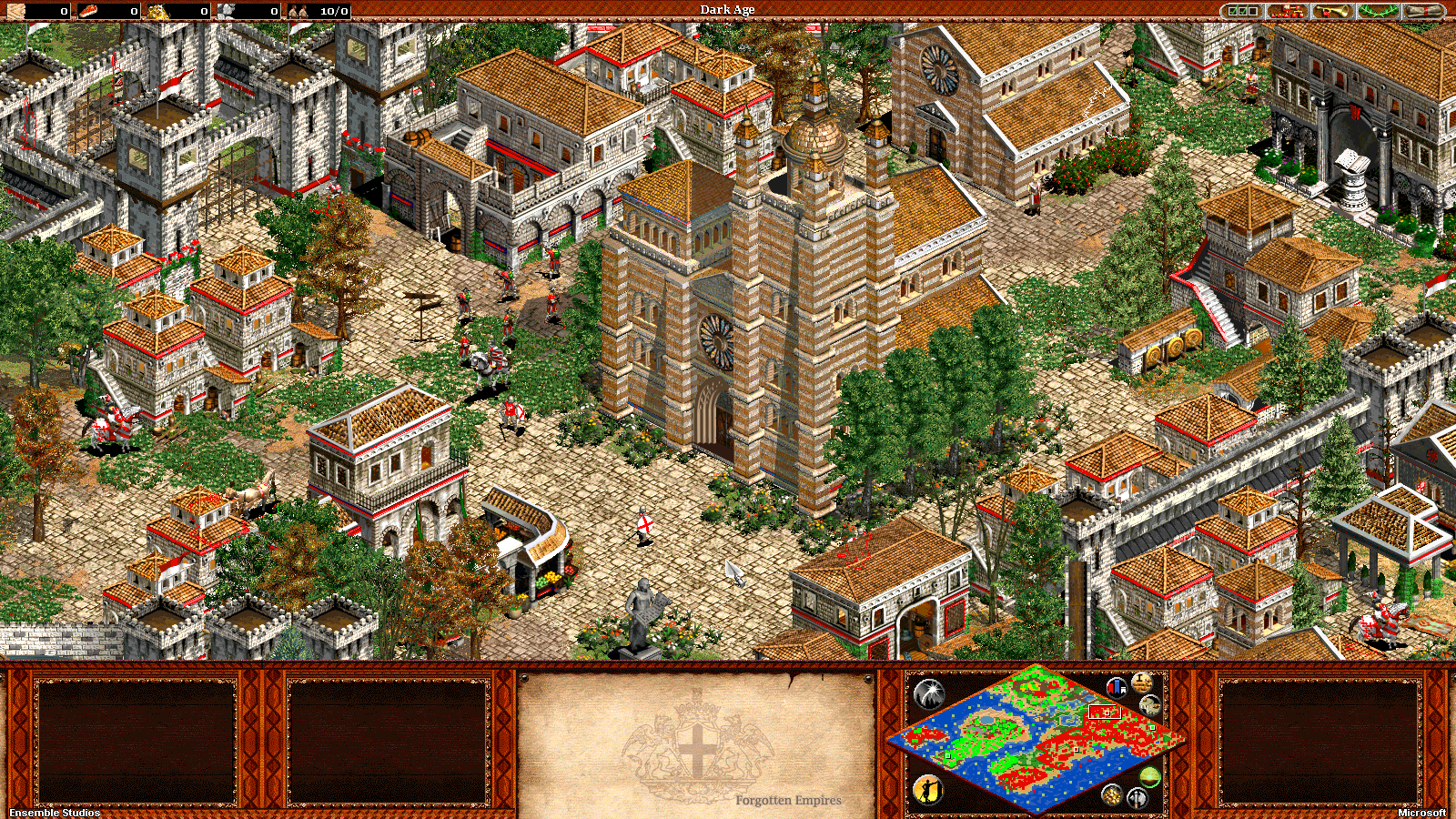 Age of empires photon man Trucos Age Of Empires Expansion PC - m