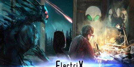 ElectriX Electro Mechanic Simulator