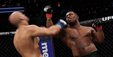 EA Sports UFC 2 | Бои без правил