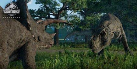 Jurassic World Evolution | Мир Юрского Периода