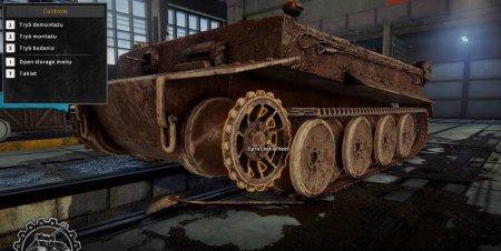 Tank Mechanic Simulator   Механический тренажер Танков