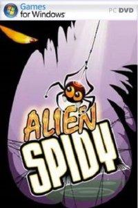Alien Spidy | Паучок по имени Спиди