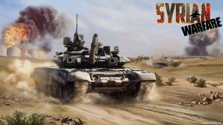 Syrian Warfare | Сирия Русская буря