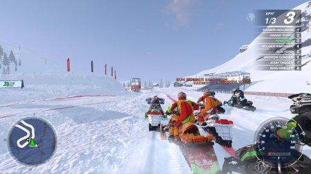 Snow Moto Racing Freedom | Снежные мото гонки свободы
