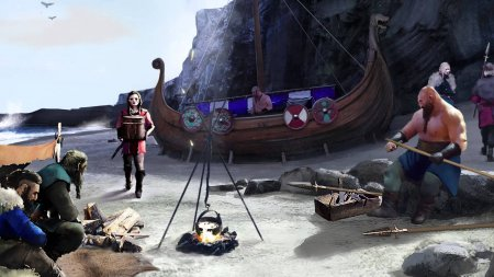 Expeditions Viking   Экспедиции Викингов