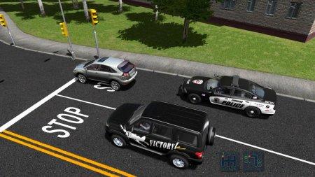 City Car Driving   Город вождение автомобилем