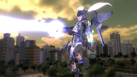 Earth Defense Force 4   Силы обороны земли 4