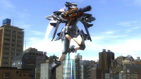 Earth Defense Force 4 | Силы обороны земли 4
