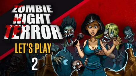 Zombie Night Terror | Ночной ужас зомби