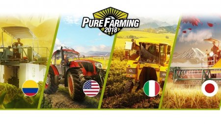 Pure Farming 2018 | Сельское хозяйство 2018