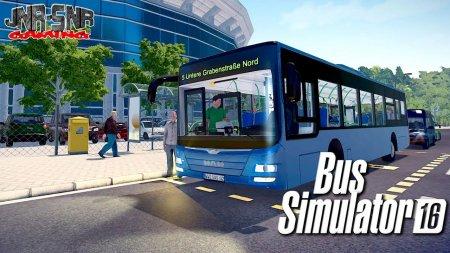 Bus Simulator 16 | Симулятора Автобуса