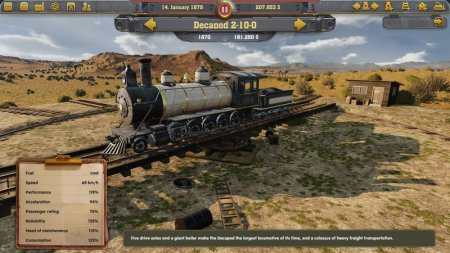 Railway Empire   Железнодорожная Империя