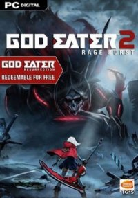 God Eater 2 Rage Burst | Пожиратель Бога 2 Взрыв Ярости