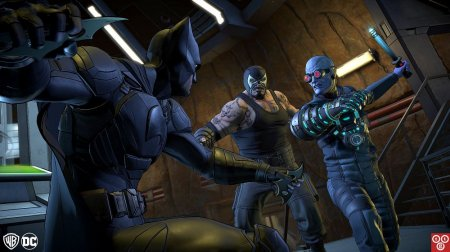 Batman The Enemy Within - Episode 1-4
