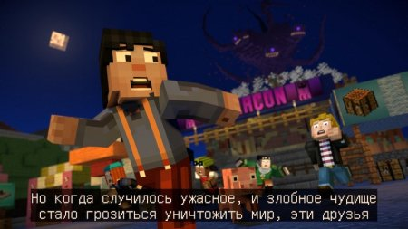 Minecraft Story Mode - Season 2. Episode 1-2