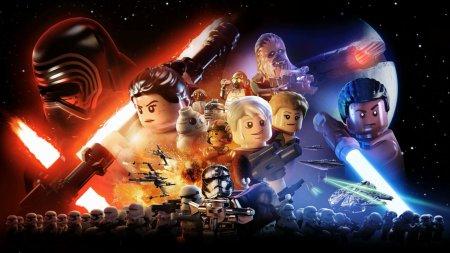 LEGO Star Wars The Force Awakens | Лего Звездные войны Пробуждение силы