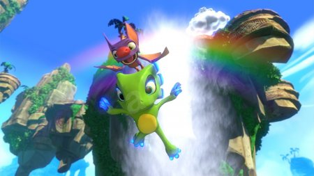 Yooka-Laylee Digital Deluxe Edition