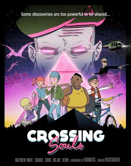 Crossing Souls | Пересечение Душ