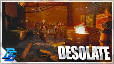 Desolate | Пустынный