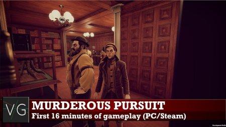 Murderous Pursuits | Убийственные Преследования