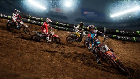Monster Energy Supercross The Official Videogame