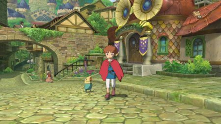 Ni no Kuni: Wrath of the White Witch Remastered