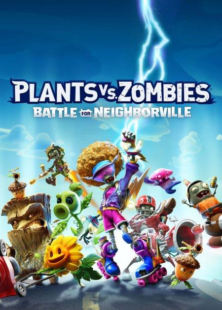 Plants vs. Zombies: Битва за Нейборвиль торрент ПК Мак скачать