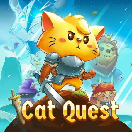Милая игра Cat Quest II установить на РС и на Мак