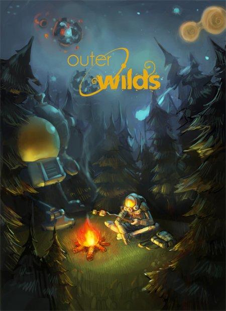 Скачать игру на выживание Outer Wilds на РС