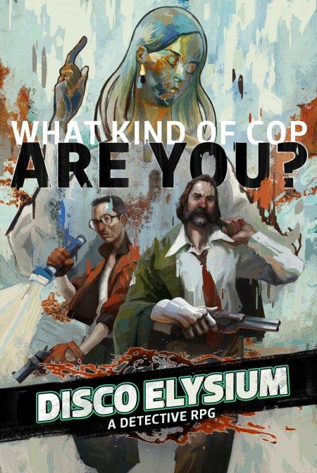 Disco Elysium - глоток свежего воздуха в мире RPG
